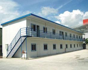 중국 노동자 거주를 위한 쉬운 건축 샌드위치 위원회 강철 휴대용 집 협력 업체
