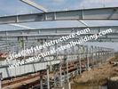 중국 거주용 호텔/사무실 ISO9001를 위한 다 층 강철 프레임 건물: 2008년 공장